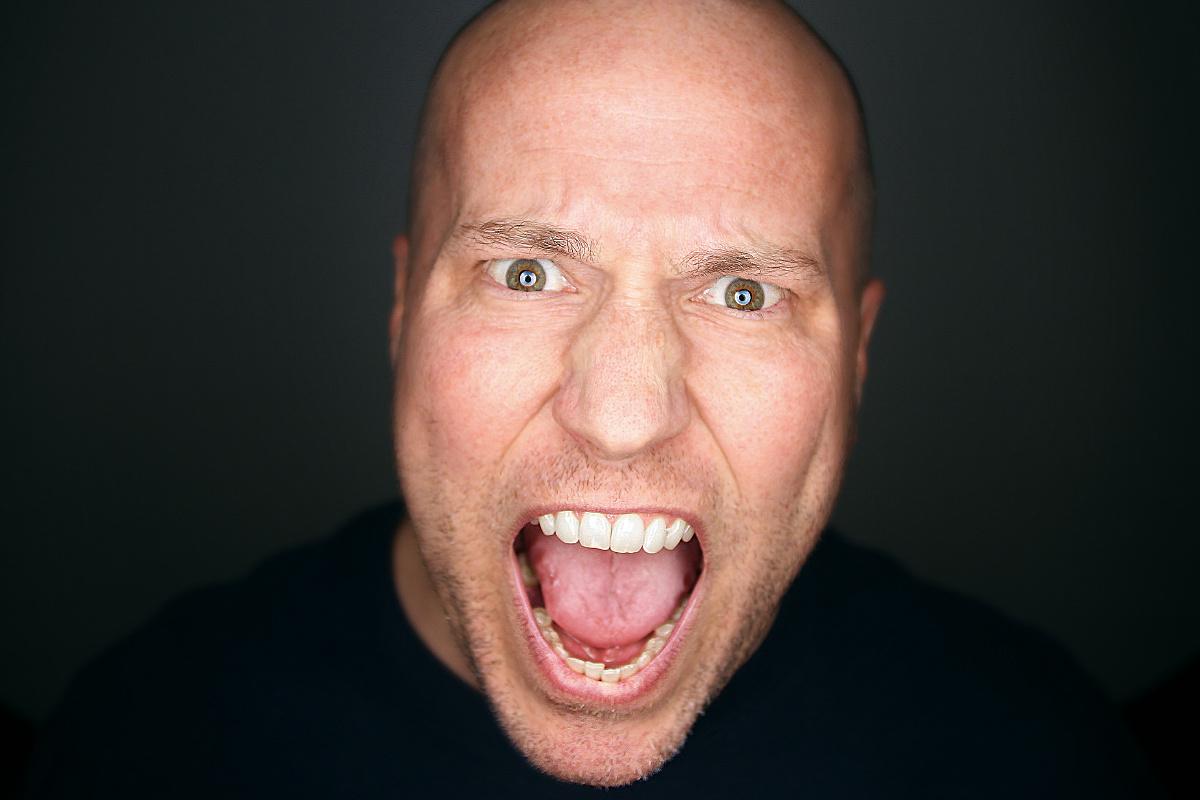 Rage! by Mark Bilodeau