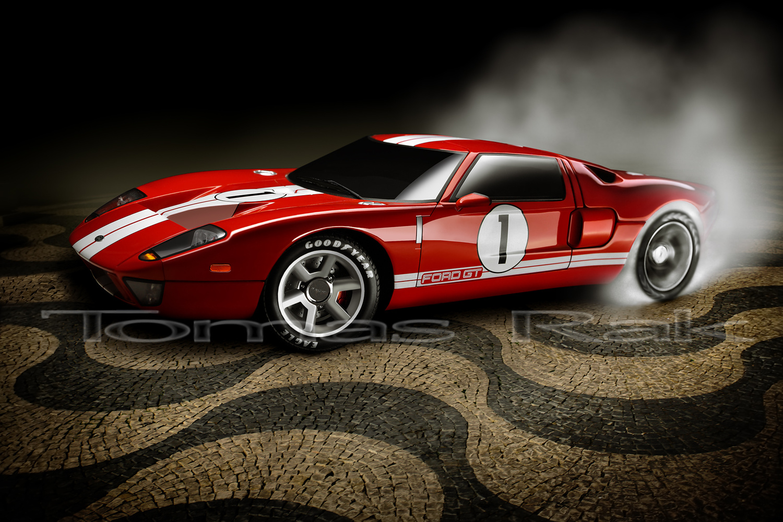 Ford GT by Tomas Rak