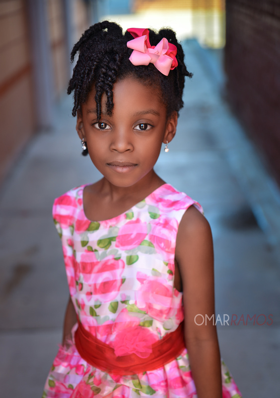 Granddaughter by Omar Ramos