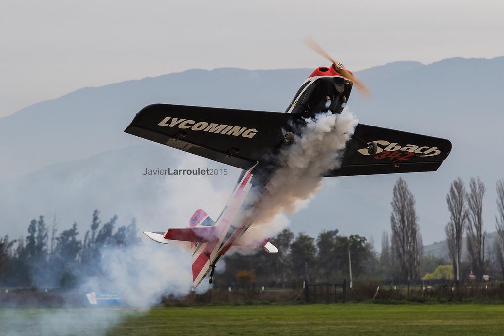 Smoke on! by Javier Larroulet