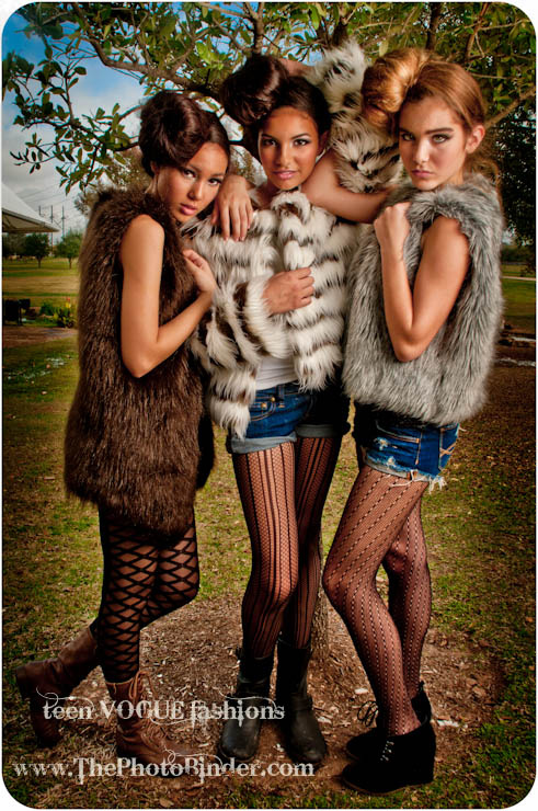 Teen Vogue Fashions by Robin Binder