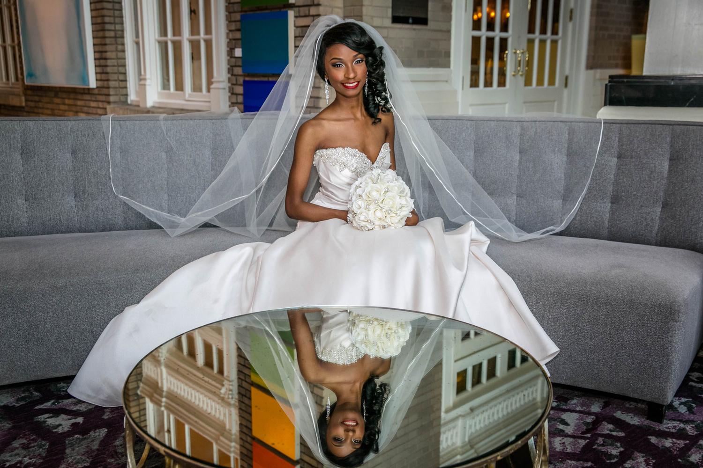 Wedding Reflection by James Dinsmoor