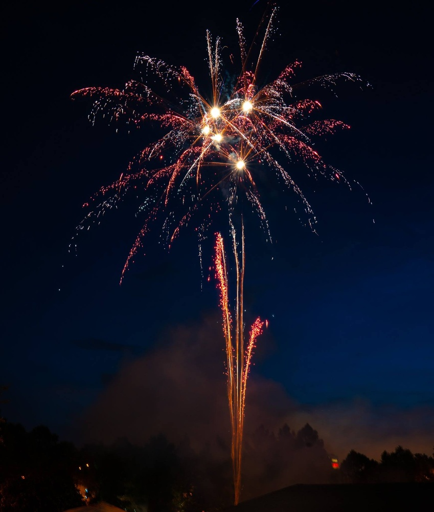 Roman Candle by James Dinsmoor