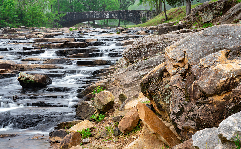 Indian Springs by James Dinsmoor