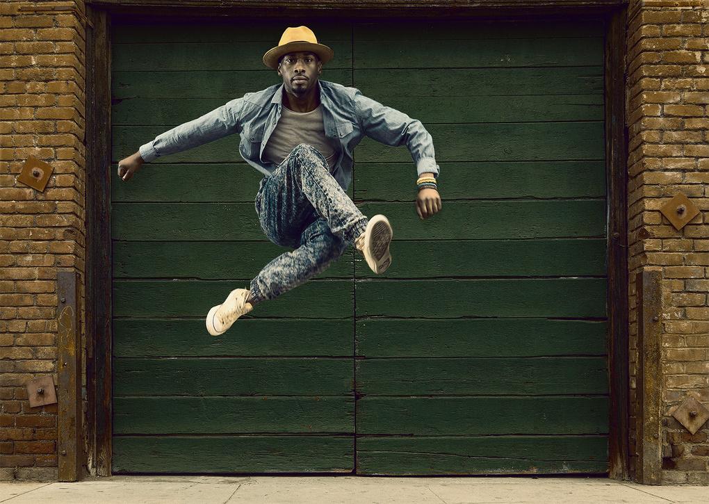 Christopher in Flight by Justin Berrington