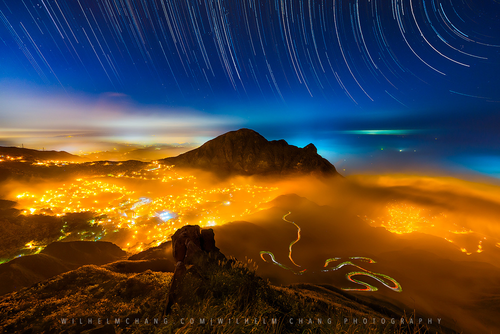 Mt. Keelung by Wilhelm Chang