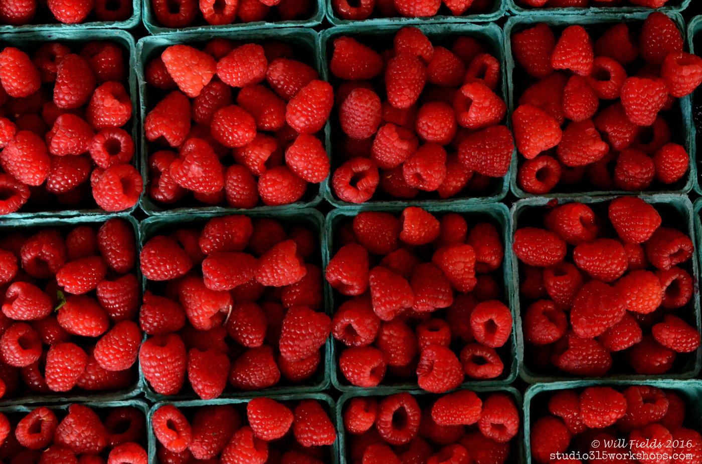 Berries by Will Fields