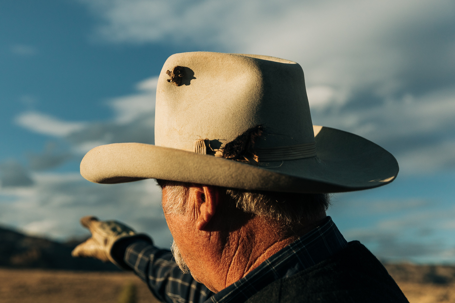 Farmer In All Of Us by Chip Kalback