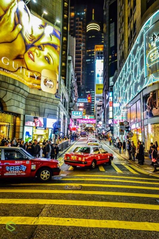Hongkong by Ash sharifi