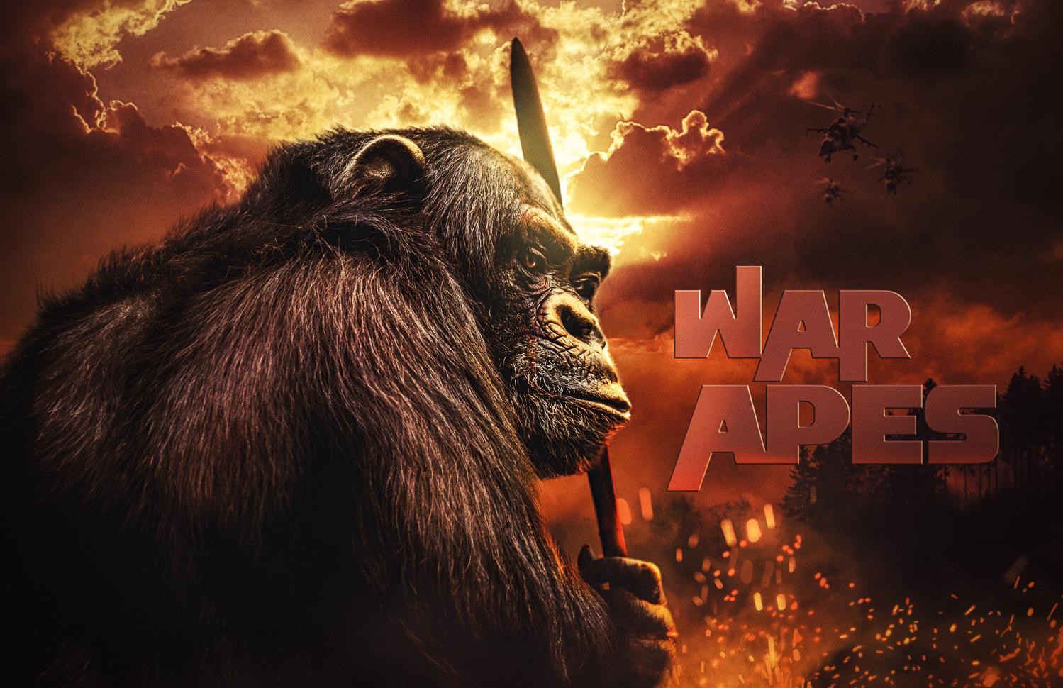 War Apes by Carlos Castaneda