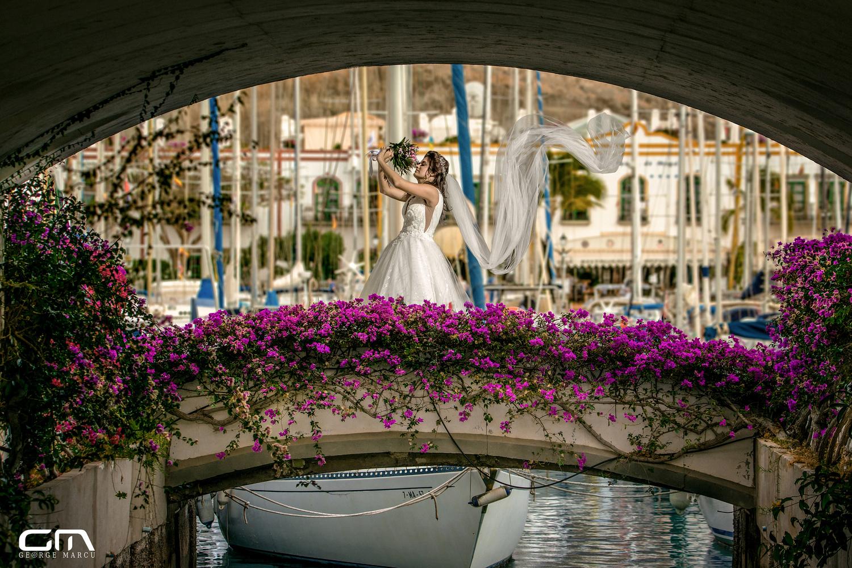 bride by George Marcu