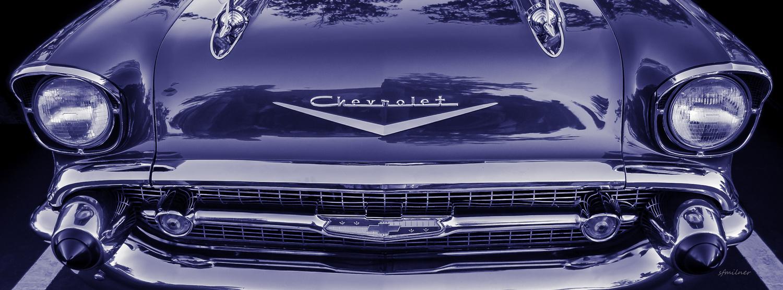 57 Chevy by steven milner