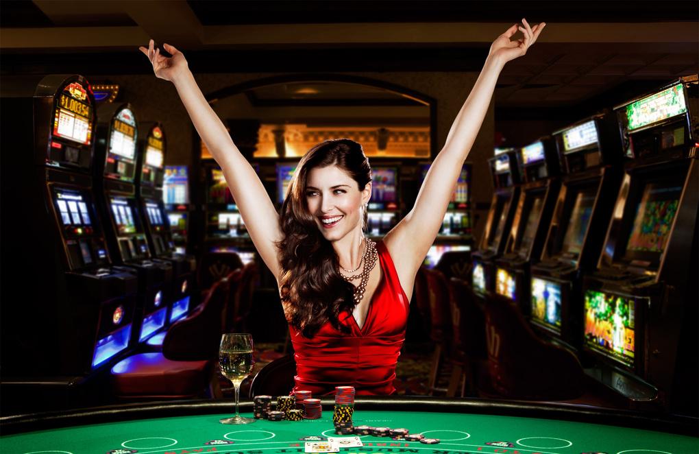 девушки из казино 777