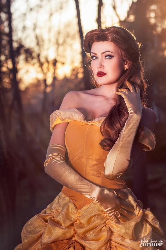 Belle, part II by Juha Tikkanen