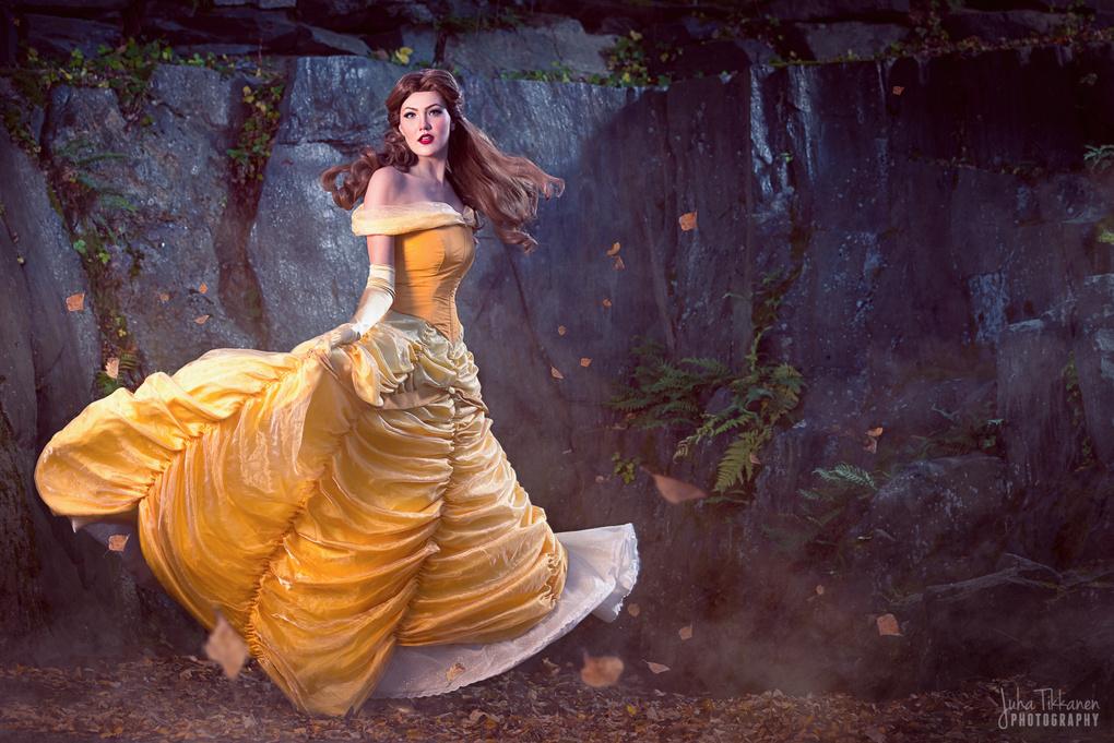 Belle, part I by Juha Tikkanen