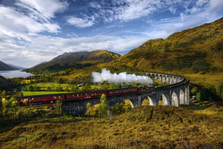 Hogwarts Express by Vytenis Malisauskas