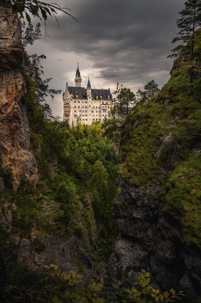 Neuschwanstein Castle by Vytenis Malisauskas