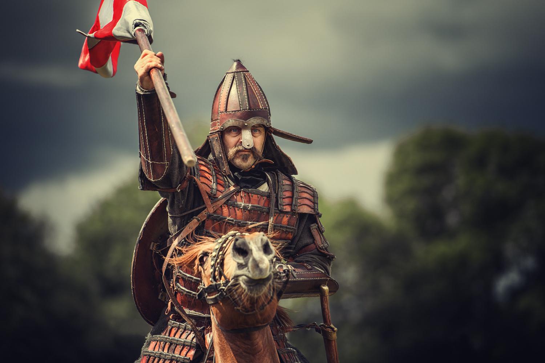 The Scythian by Vytenis Malisauskas