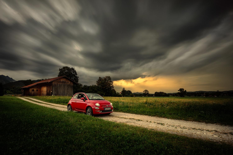 Fiat 500 by Vytenis Malisauskas