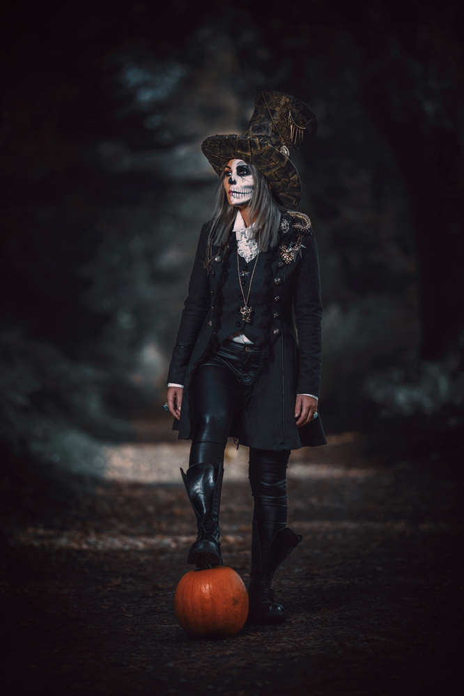 Stolen Halloween by Vytenis Malisauskas