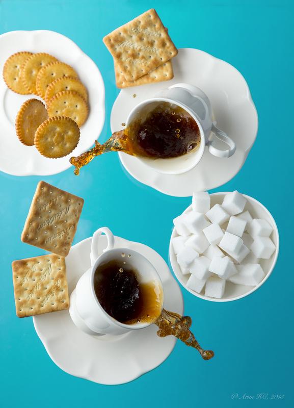 Tea time by Arun HC