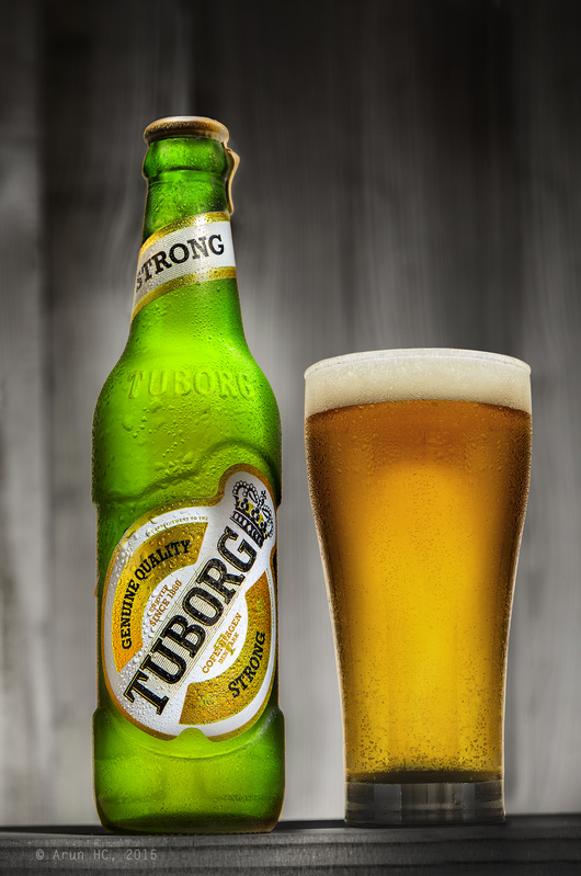 Tuborg by Arun HC
