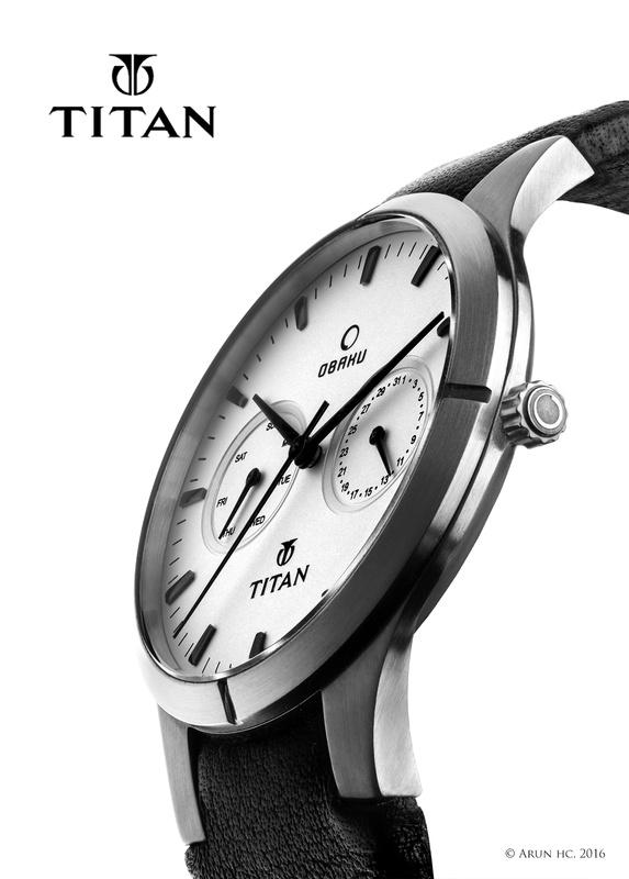 Titan Obaku by Arun HC