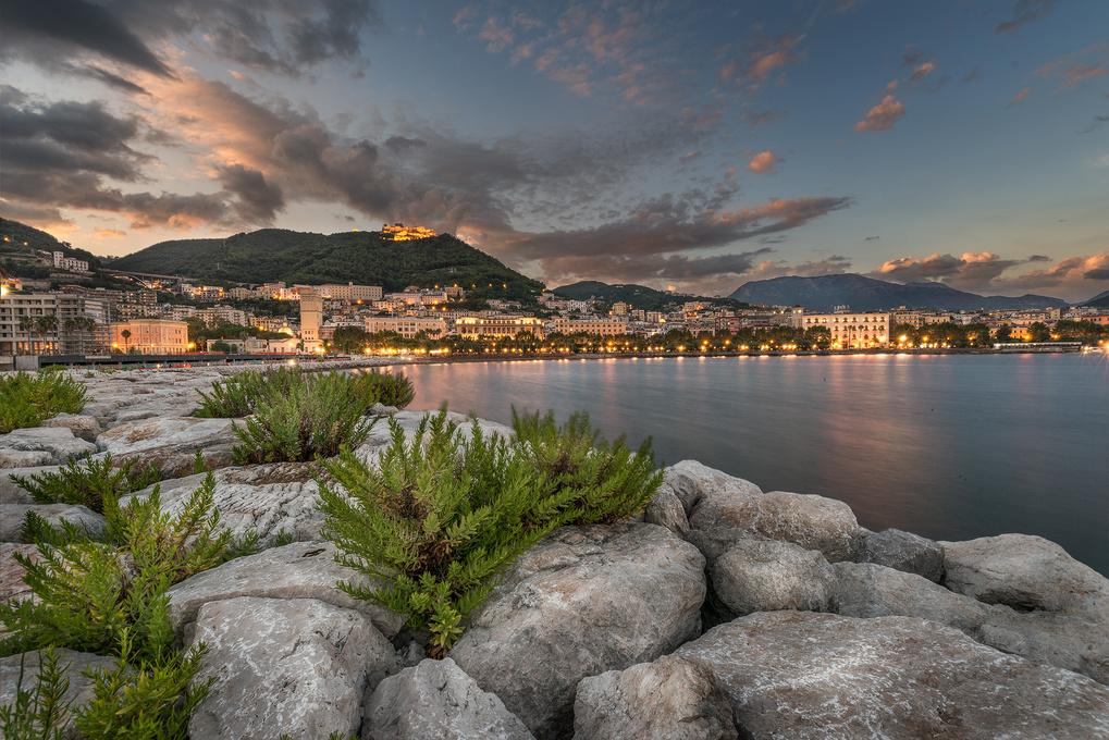 Salerno by Valentin Alexandru