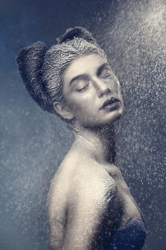 Ice Queen by david rodriguez