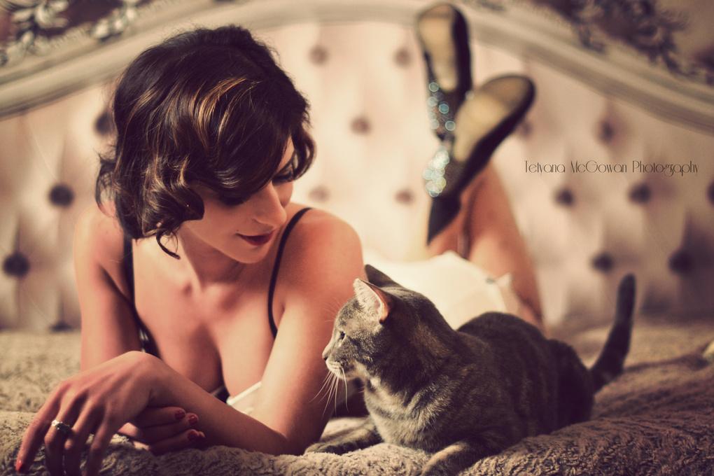 Marisha by Tetyana Fedorova-McGowan
