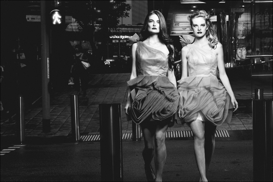 Walk the Walk by Shirley Zhong