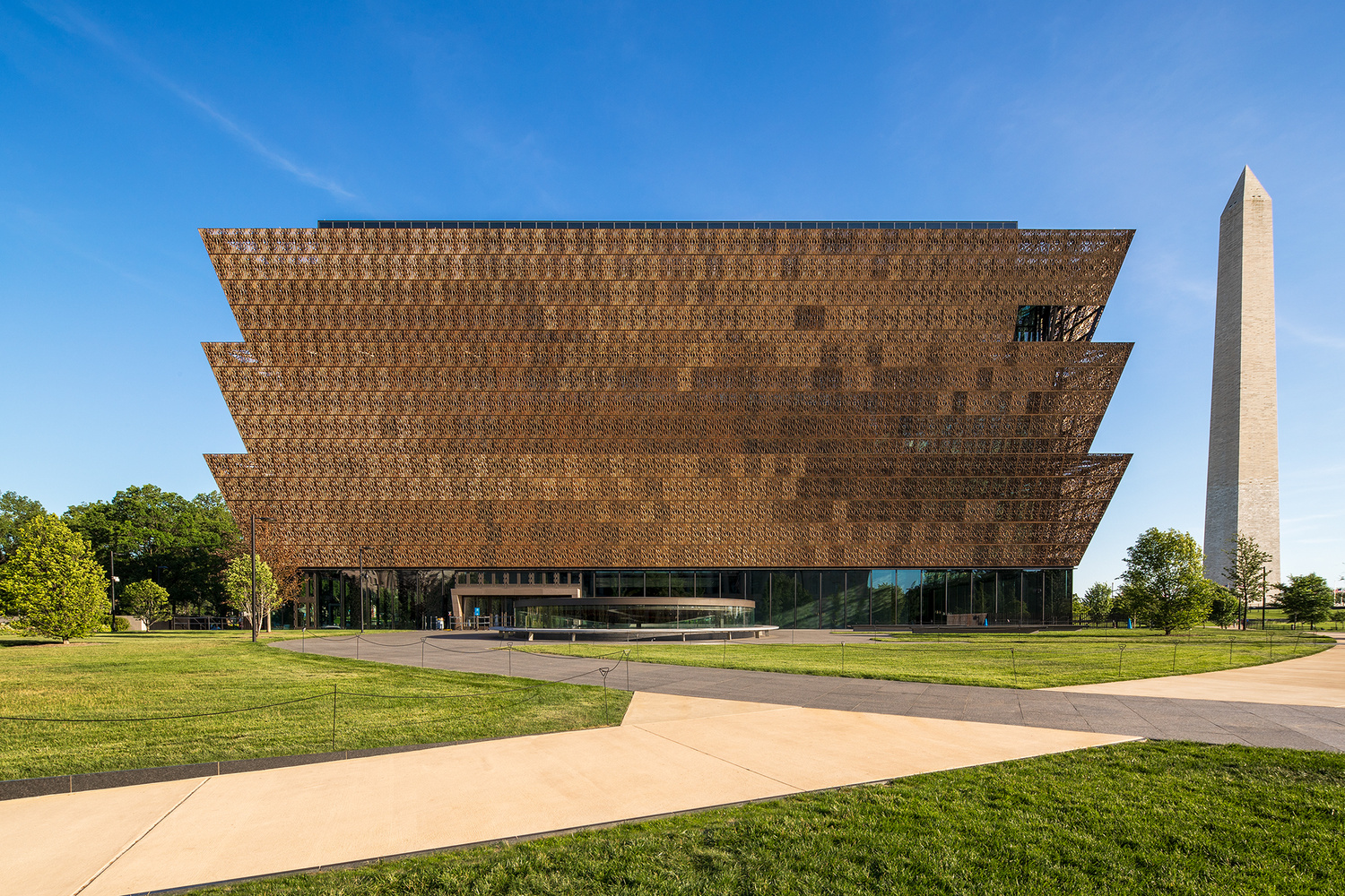 Museum of African American History by Jonathan Reid