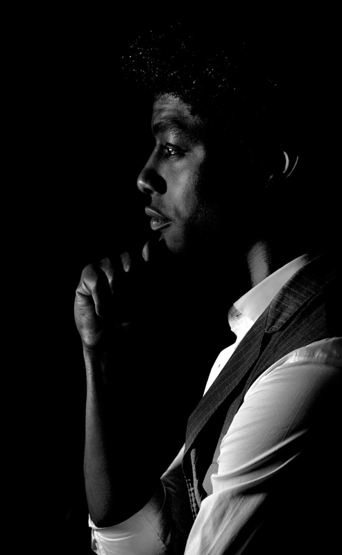 Portrait of Eddie Myles Jr. by Jay Montez