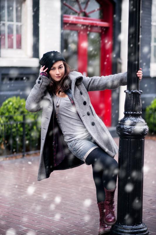 Model Patricia Faolli by Jay Montez