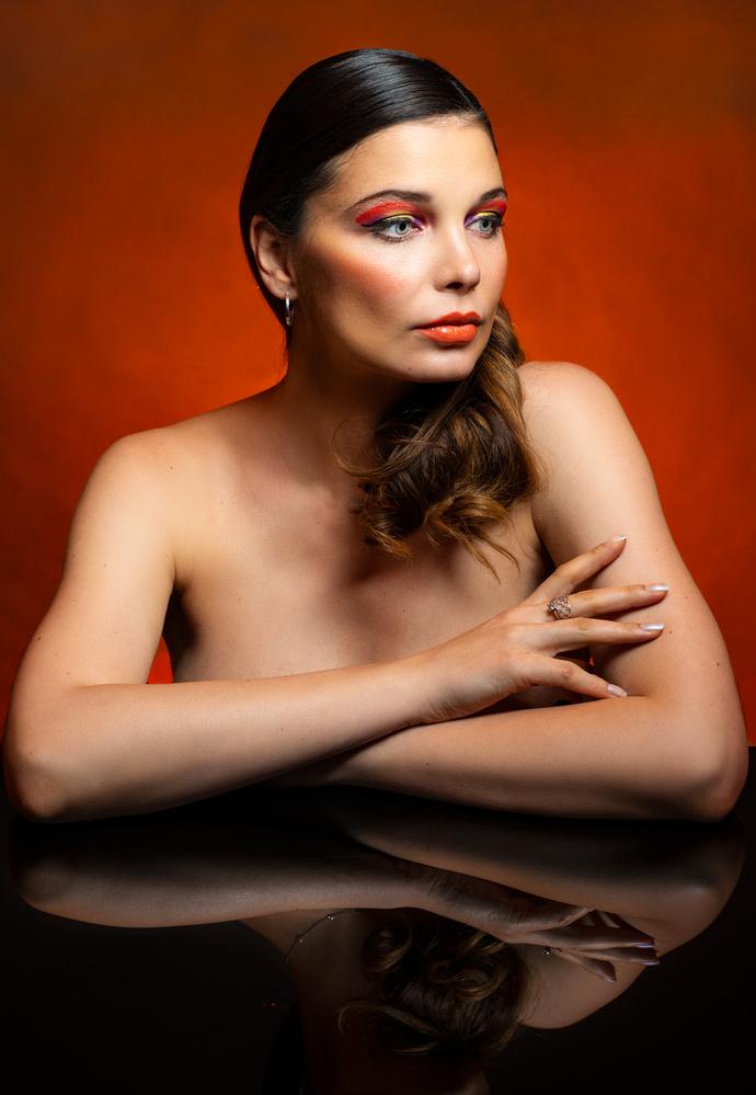 Beauty Portrait of Aeriane by Jay Montez