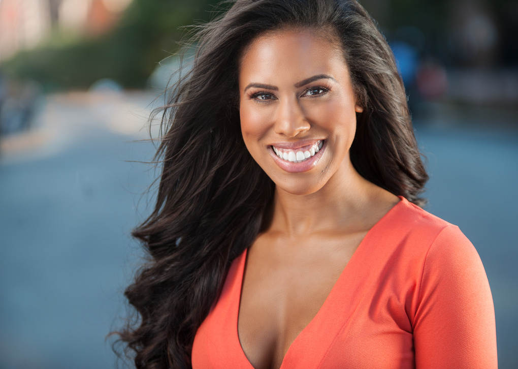 Spokeswoman Jessica White by Jay Montez