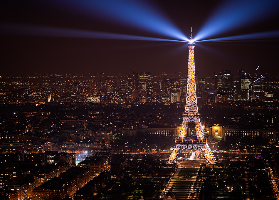Paris Pulsar by Gerald Macua