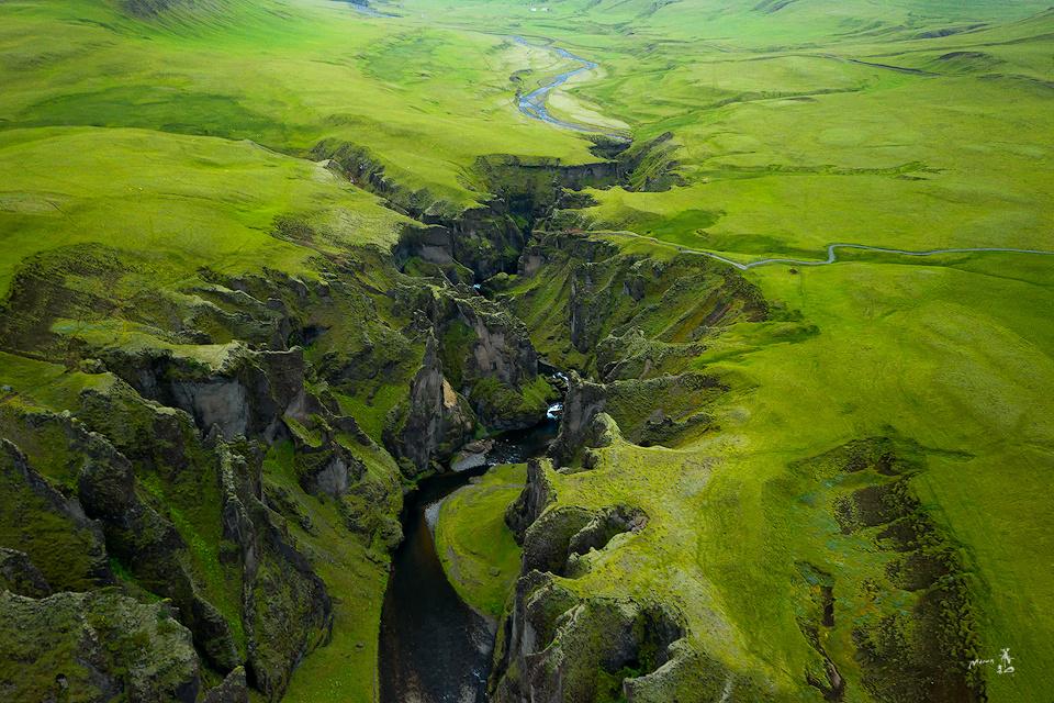 Icelandic greens 🥬 by Gerald Macua