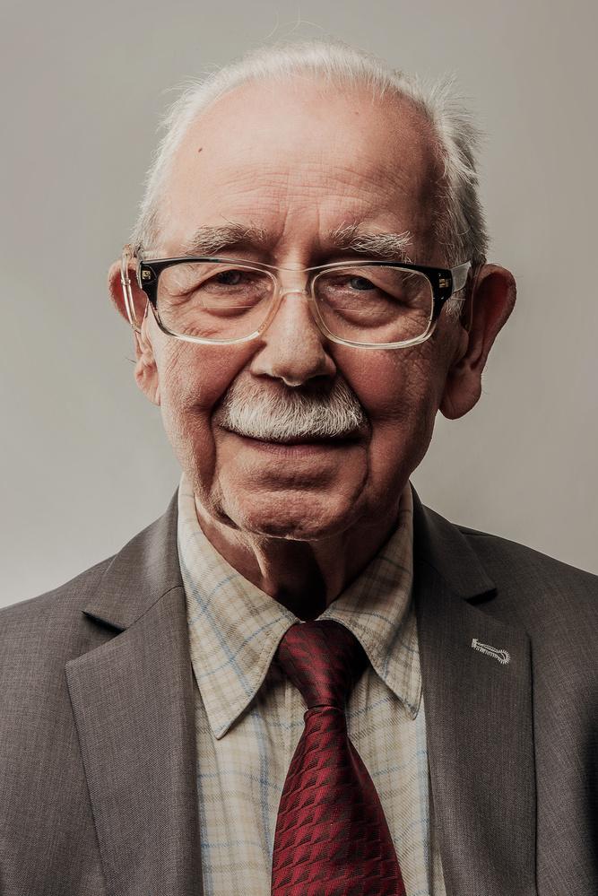 Grandfather by Dariusz G