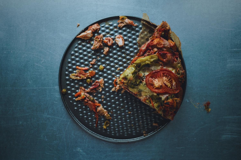 Casserole pizza by Dariusz G