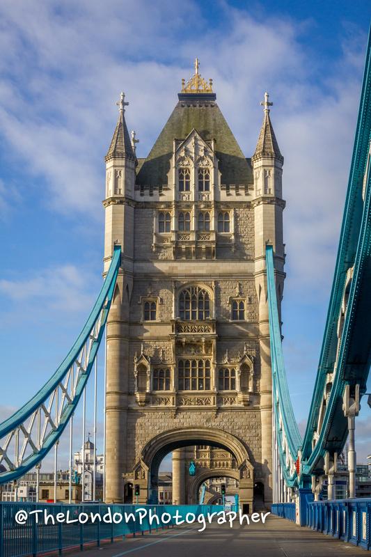 Tower Bridge by Mike Linnane