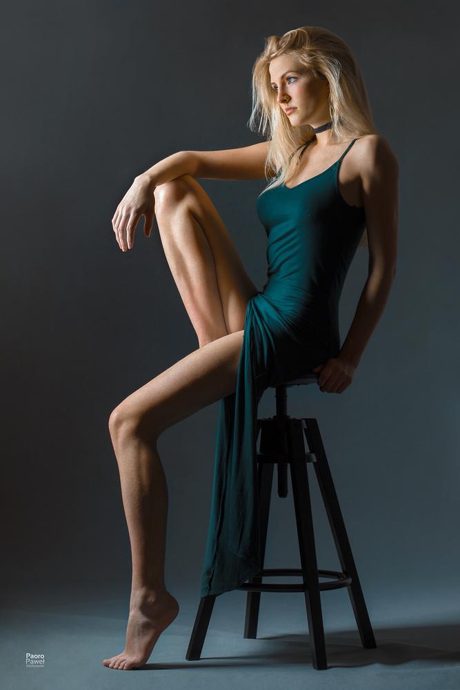 Miss N. by Pawel Witkowski