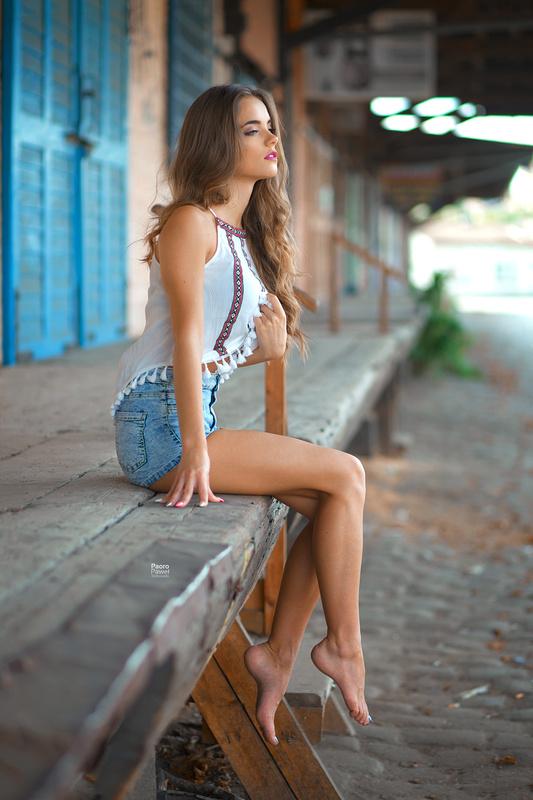 Marika by Pawel Paoro Witkowski