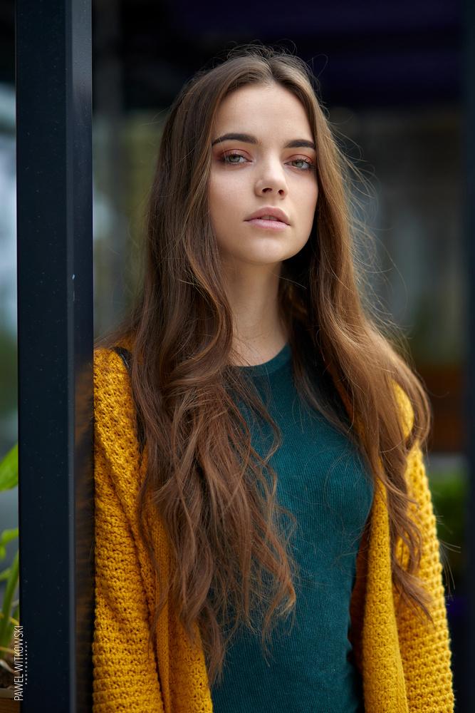 Marika Autumn by Pawel Witkowski