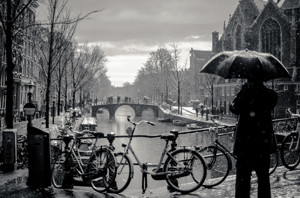 Shooting In The Rain by John Gillooley