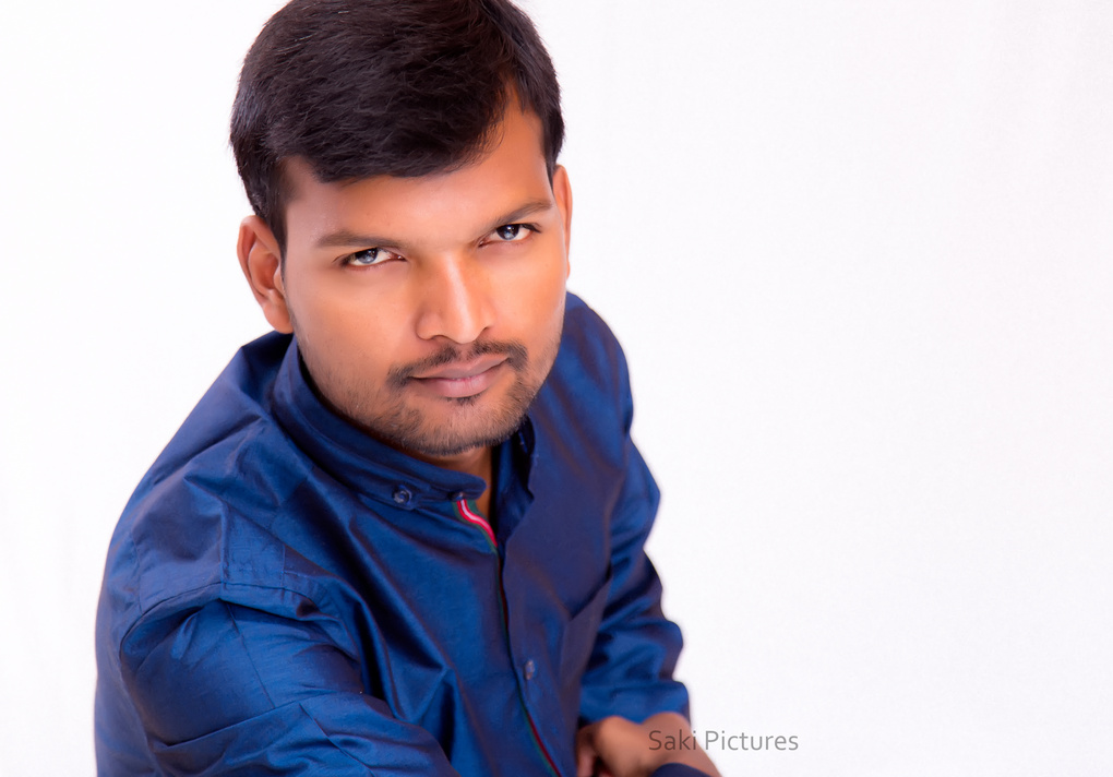 Headshot by Sai Kiran