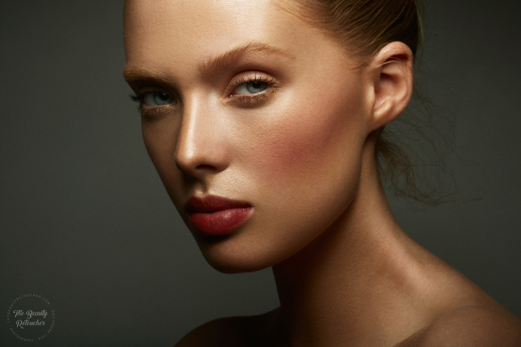 Beauty Editorial by Charn Bedi