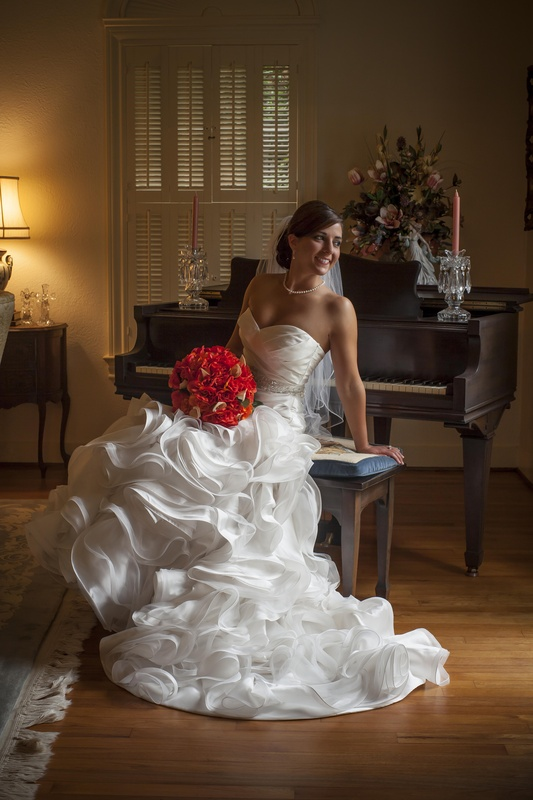 Bridal Shot by Noel Martin