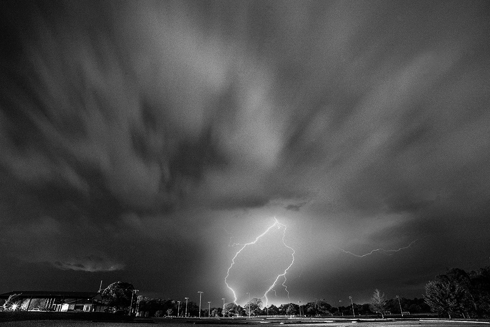 Light Storm by Noel Martin
