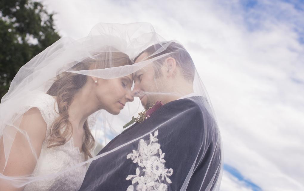 Natural Light Wedding by Chuck Navarro